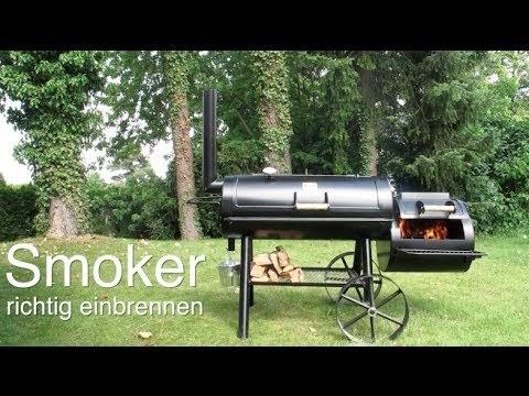 Weber Holzkohlegrill Einbrennen : Holzkohlegrills elektrogrill smoker richtig einbrennen