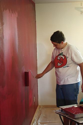 painted helper - LR