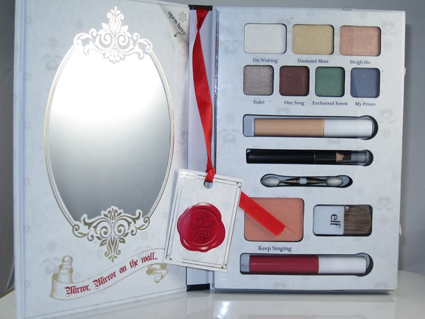 E.L.F. Snow White Beauty Book Palette Fall 2014