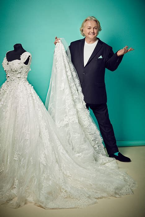 Princess Diana's wedding dress designer reveals favourite