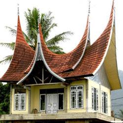 750 Gambar Rumah Adat Padang Gratis Terbaru