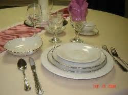 Simply Elegant Weddings  Rentals, Glassware, Dinnerware