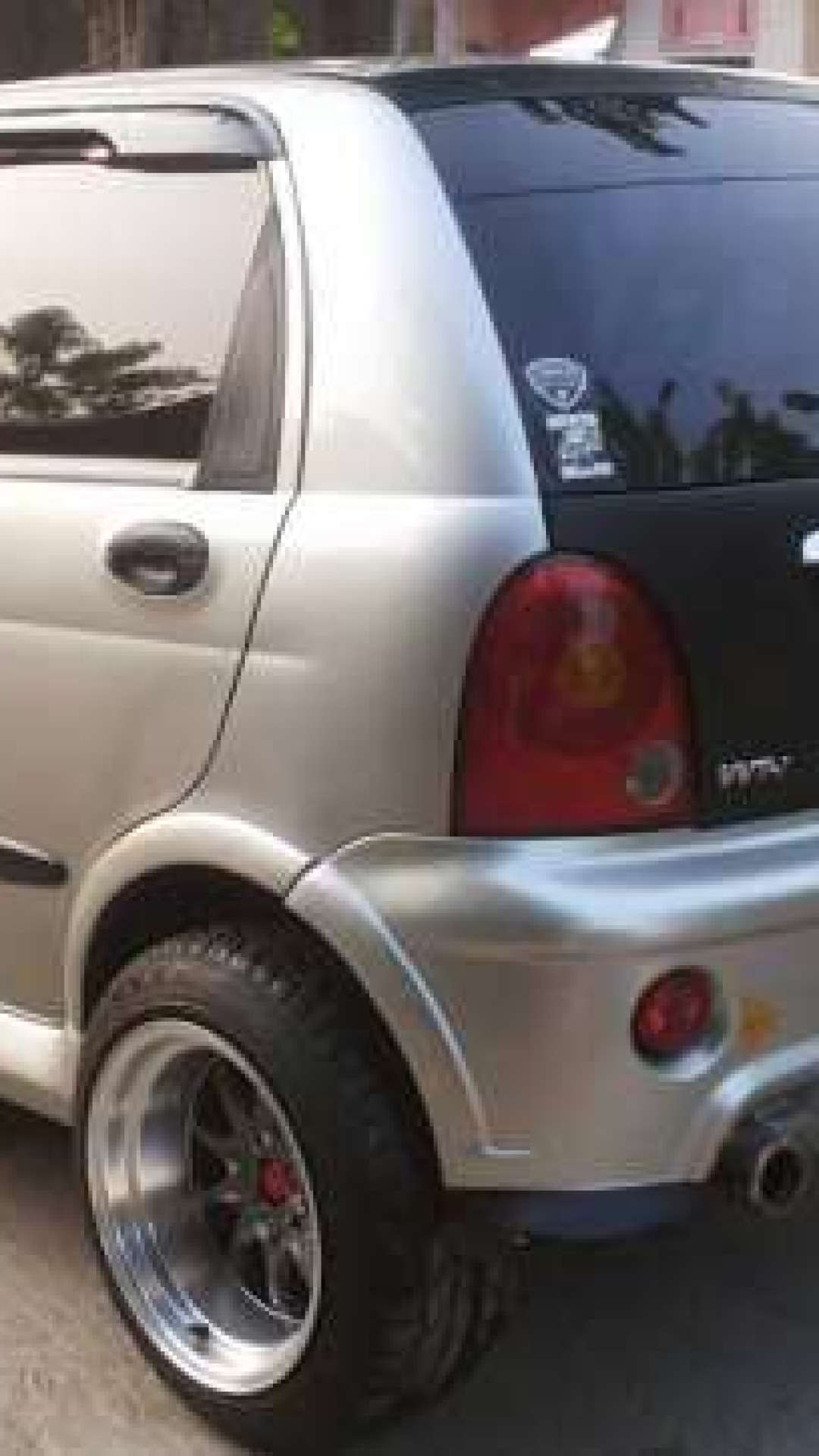 53 Gambar Modifikasi Mobil Chery Qq Terbaru Oneng Motomania