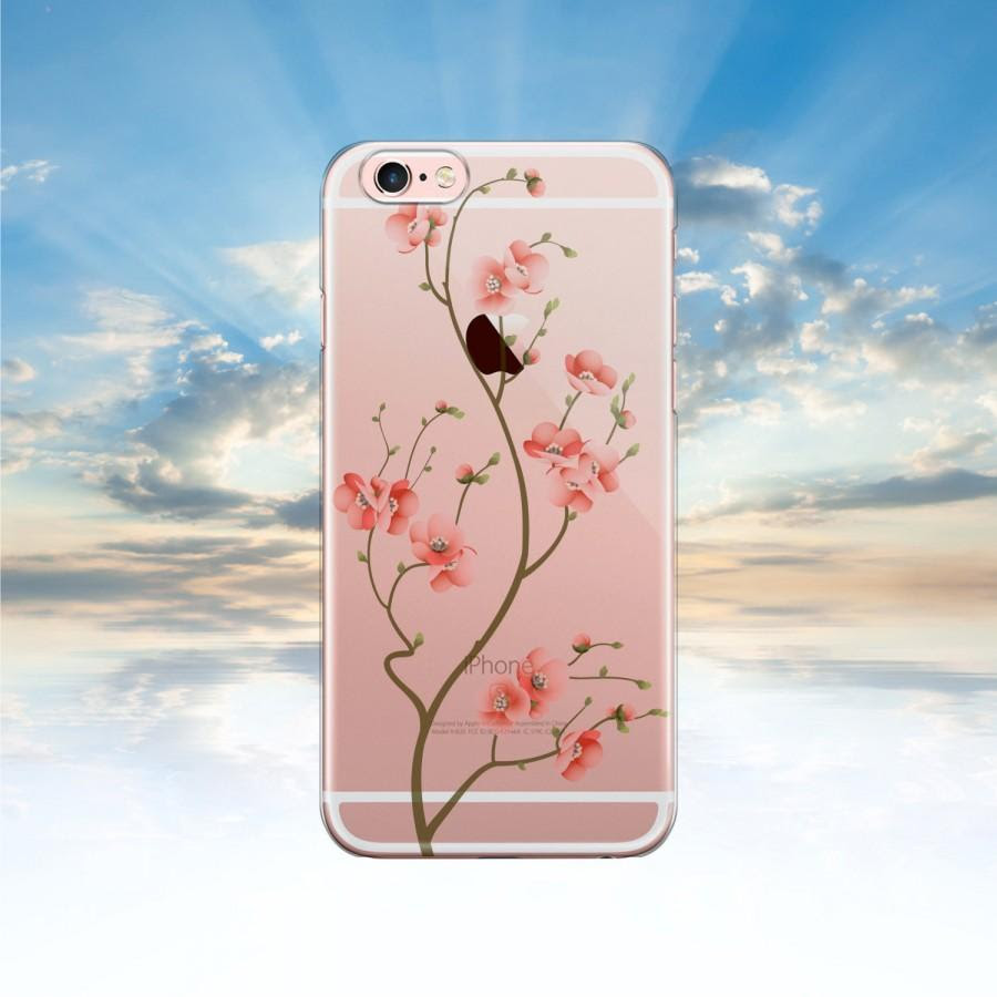Iphone 7 Case Clear Floral Iphone 6 Case Clear Iphone 6s Case Clear