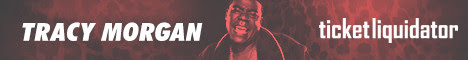Tracy Morgan tickets