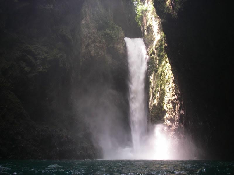 Cascada El Encanto Rio Filobobos Veracruz