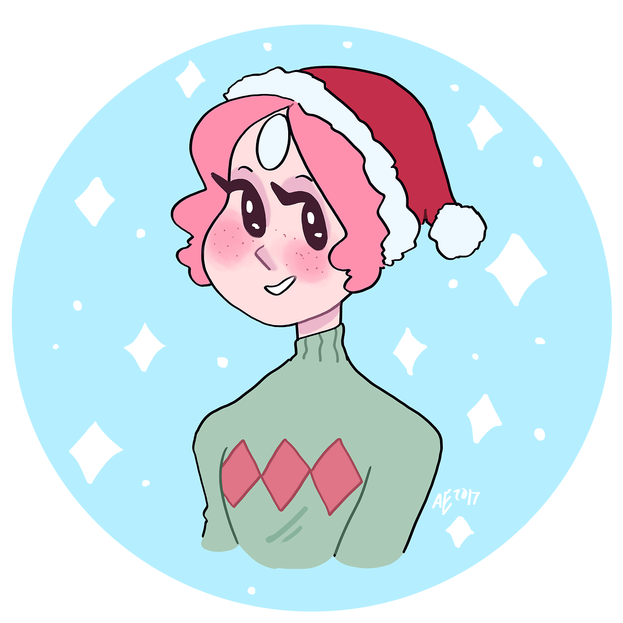 a holiday pearl