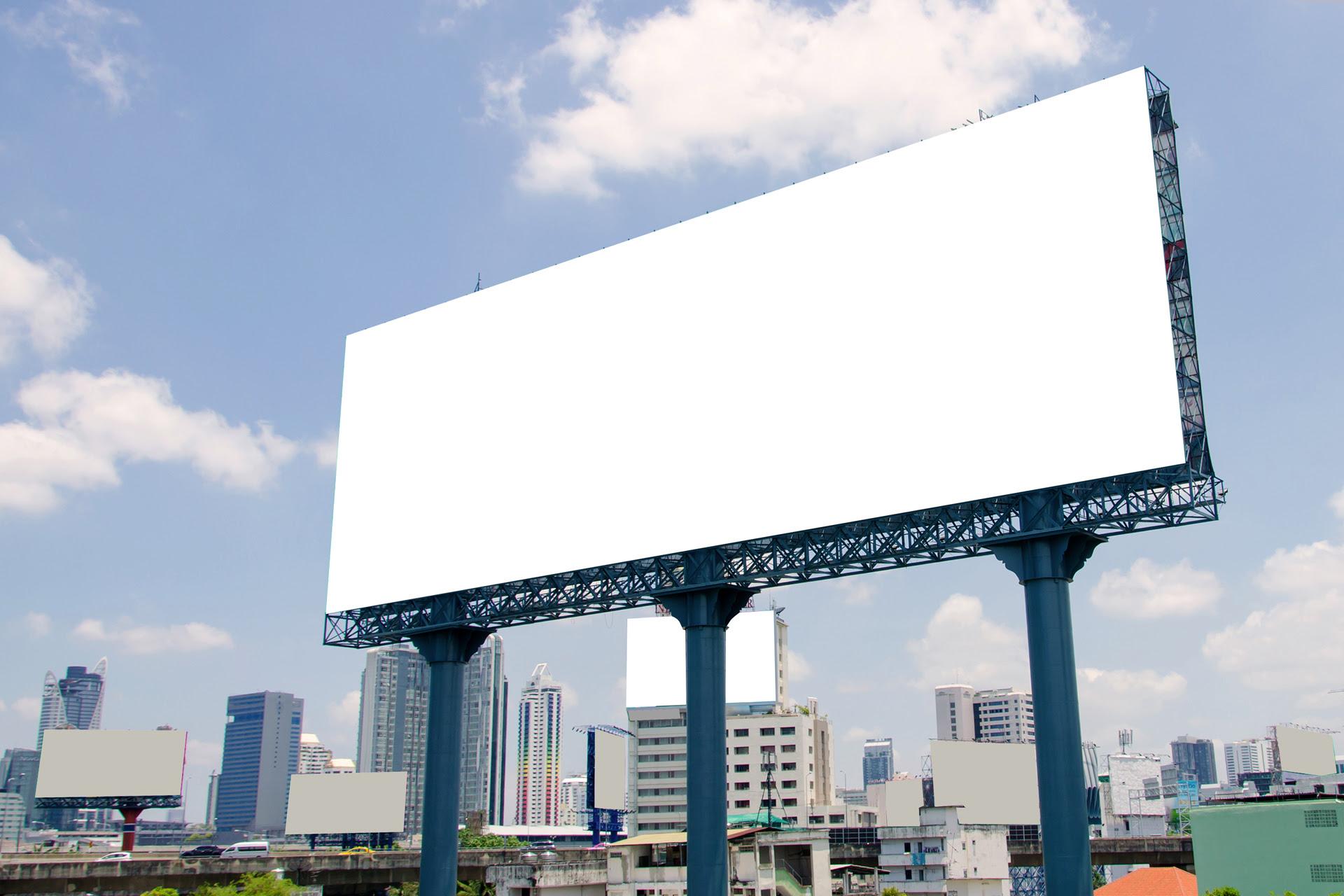 Advantages of Billboard Advertising   iCatch Media