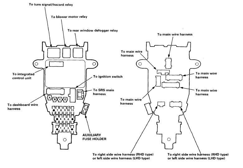 1995 Honda Accord Fuse Box Diagram Pdf Wiring Diagram Appearance A Appearance A Saleebalocchi It