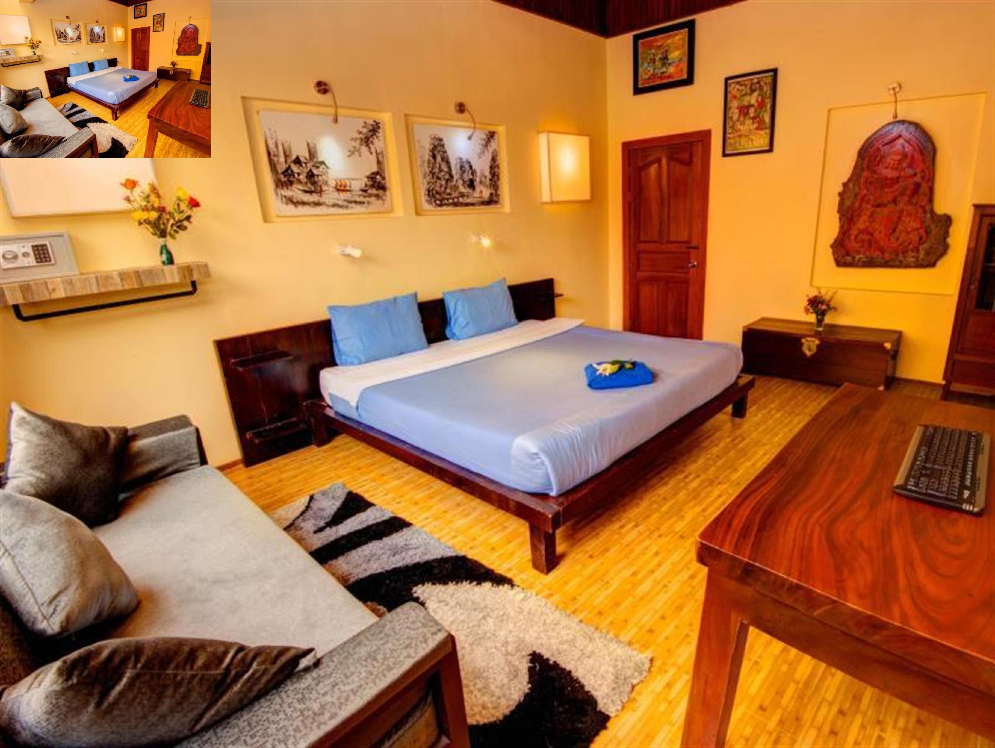 hotel near Phnom Penh Sundance Inn & Saloon