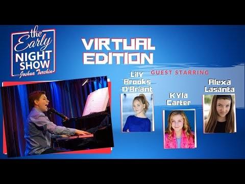 The Early Night Show With Joshua Turchin (Lily Brooks O'Briant, Alexa Lasanta, Kyla Carter)
