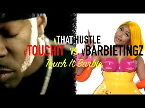 Nicki Minaj x Busta Rhymes - Touch It Barbie