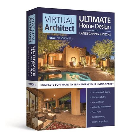 virtual architect ultimate home design software