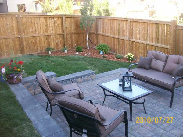 Patio Design Ideas for Small Backyards