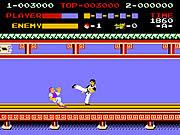 Jogar Kung fu master nes version Jogos