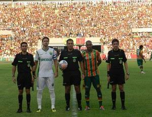 Sampaio Corrêa e Cuiabá empatam pela Série C (Foto: Assessoria/Cuiabá Esporte Clube)