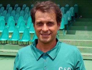 Evandro Luis Forte é o novo treinador do Potyguar (Foto: Divulgação/Potyguar CN)