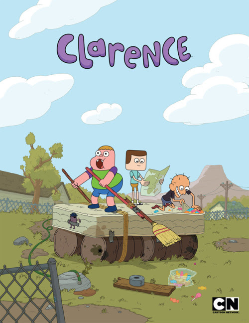 click to see more Clarence art