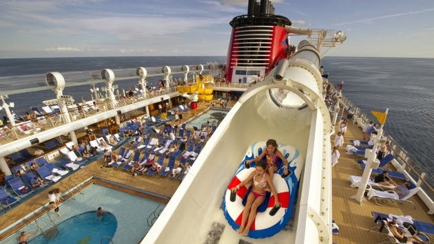 The 10 Best Cruise Ship Waterslides
