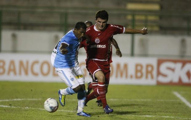João Neto reclamou da falta de oportunidades para marcar (Foto: Marcelo Seabra / O Liberal)