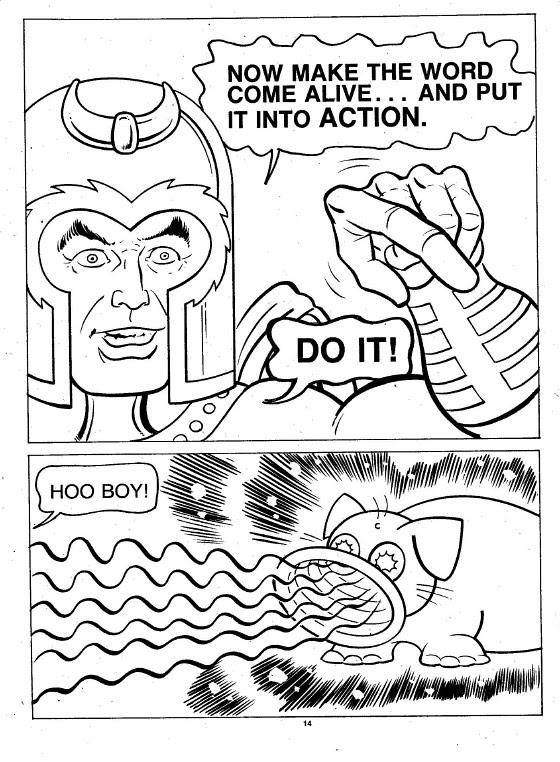 X-Men Super Activity Book00015
