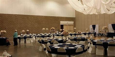 Fort Smith Convention Center Weddings   Get Prices for