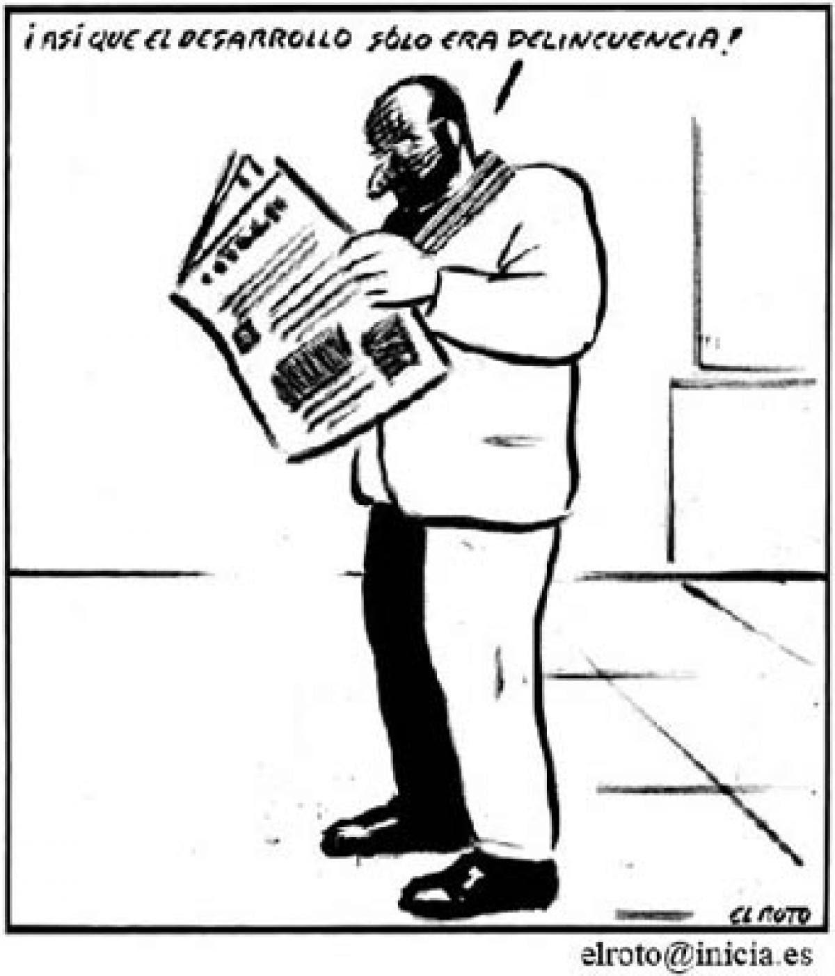 """Resultado de imagen de el roto """"la crisis"""""""