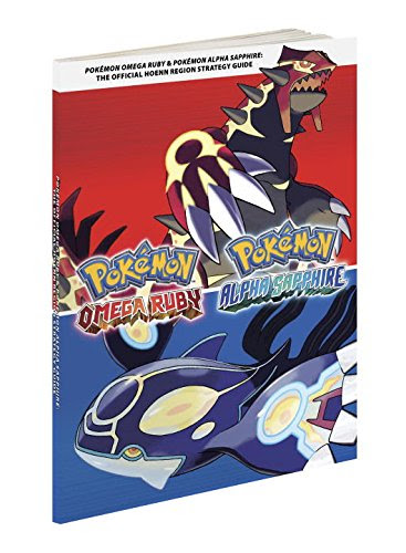 Pokemon Omega Ruby/Alpha Sapphire Strategy Guide Will