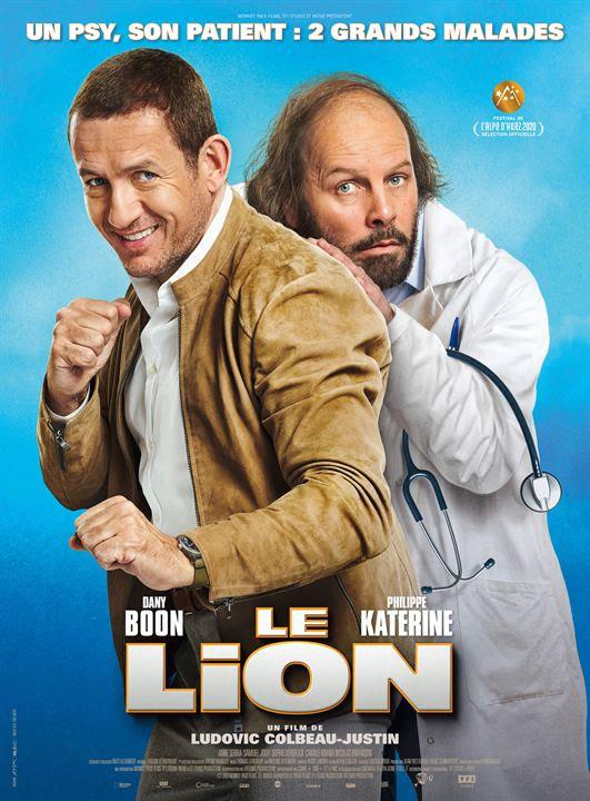 Le Lion : Affiche