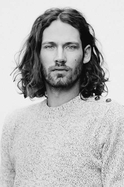 10 Mens  Long  Curly  Hairstyles  Mens  Hairstyles  2019