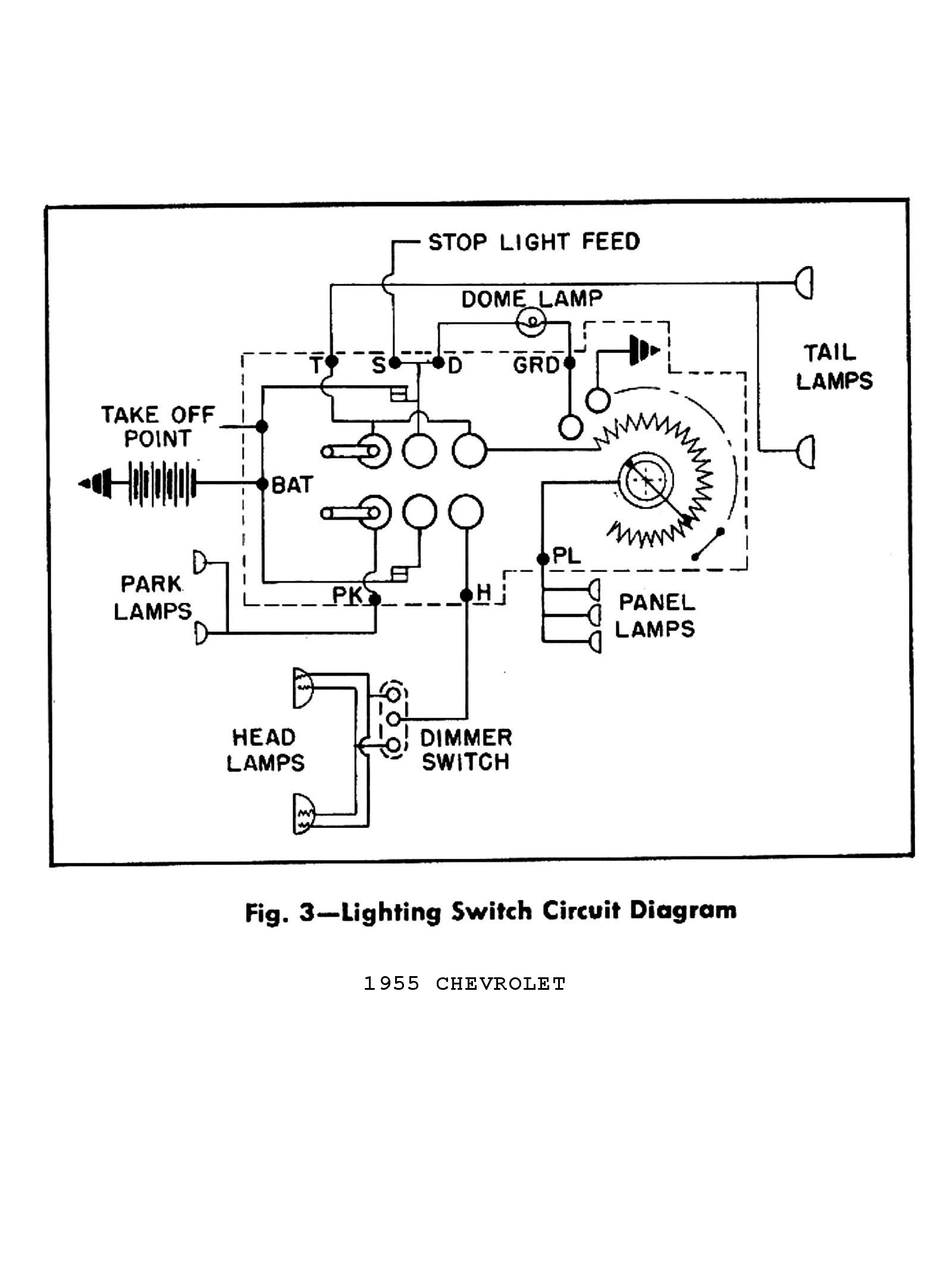 25c Light Switch Wiring Diagram 1957 Thunderbird Wiring Library