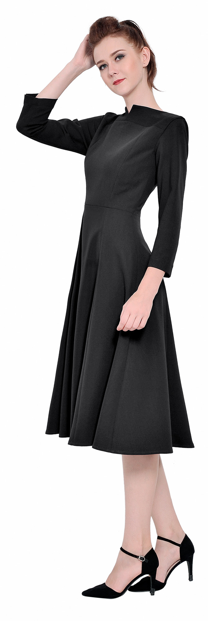 marycrafts womens elegant casual office business long