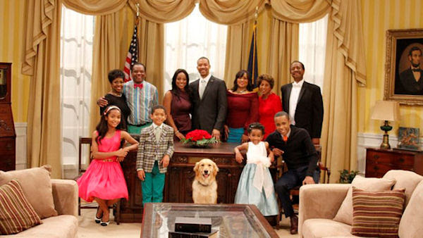 The First Family Cast