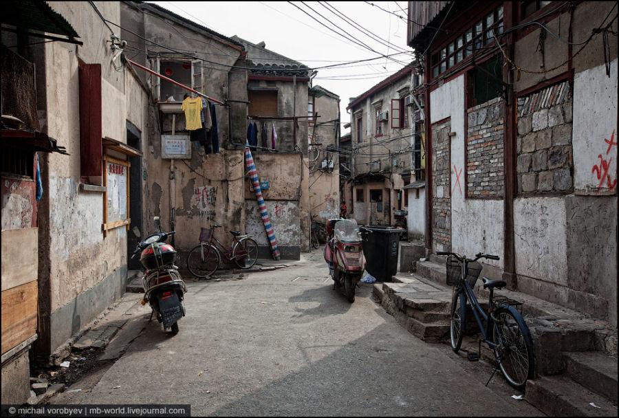 Favelas de Xangai 18