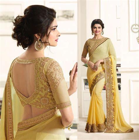 Designer Saree Indian Bollywood Party Wear Evening Dress