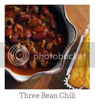 """""""Three Bean Chili"""""""