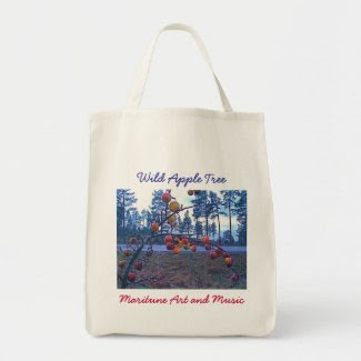 Wild Apple Tree bag