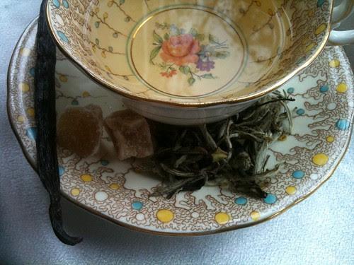 Zangvil Perfumed Tea
