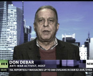 Don DeBar.