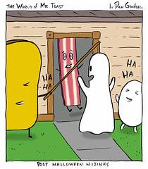 Post Halloween Hijinks