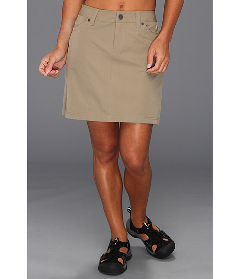 Cheap Mountain Hardwear La Strada Skirt Khaki