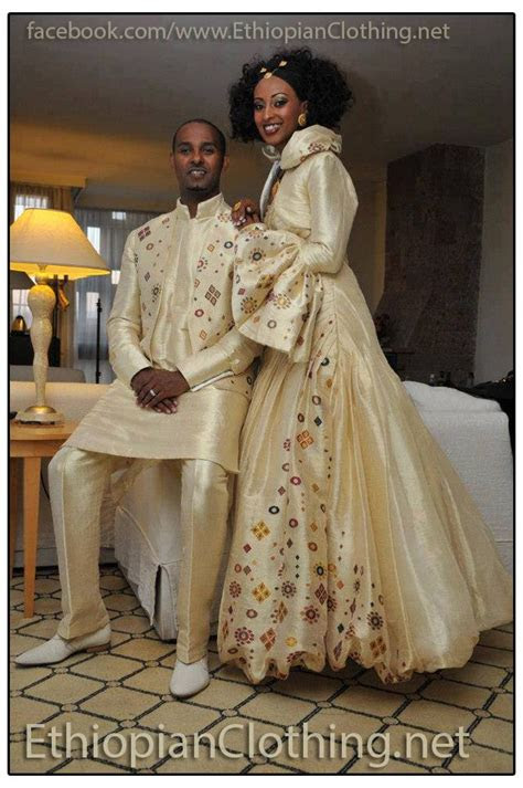 ethiopian culture dress wedding
