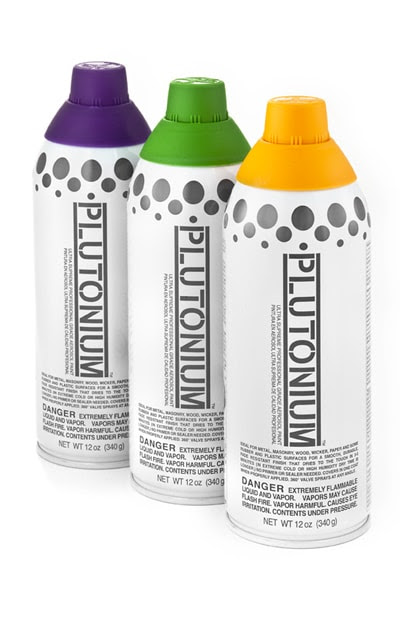 Plutonium - The 15 Best Spray Paint Brands Available In ...