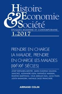 Histoire, économie & société 2017/1