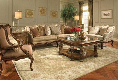 Hand Carved Sofa Frame Wooden Pallets Bears Furniture