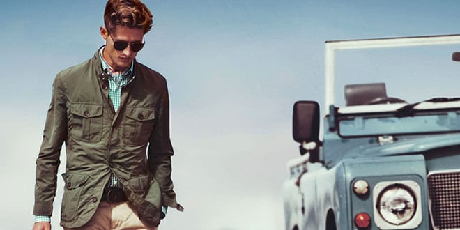 Men's Outerwear Trend: Safari Jackets