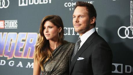 Katherine Schwarzenegger dice que Chris Pratt es un 'súper solidario'  esposo