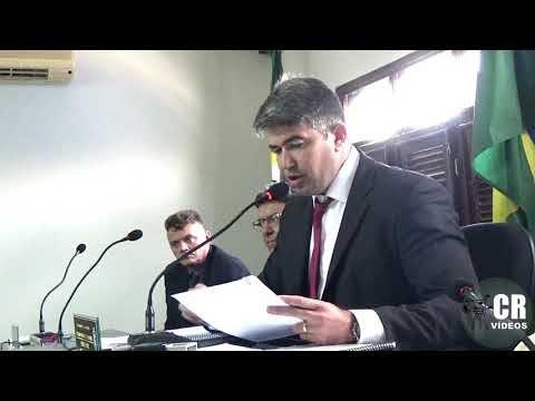 Câmara Municipal de Cariré-CE inicia as atividades do 1º Período Legislativo de 2020, com uma pauta bem movimentada; VÍDEO
