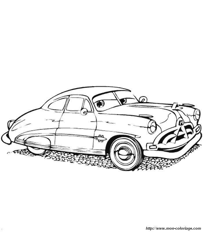 ausmalbilder ausdrucken cars  ausmalbilder