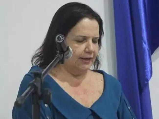 Resultado de imagem para Morre a prefeita de Pedro Velho